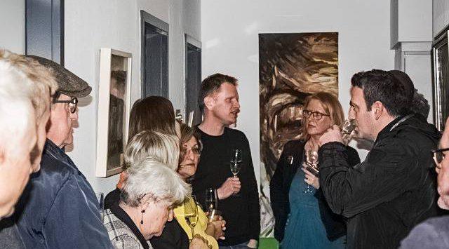 Tilo für Tiergarten: Eröffnung meines Wahlkampfbüros am 6. April 2016